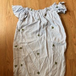 Miami dress from Francesca's size small like new!